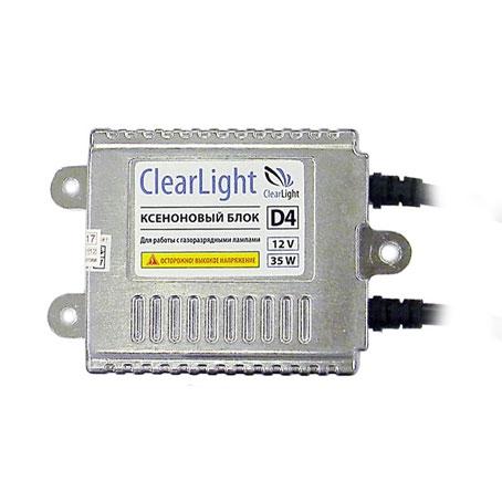 Блок розжига ClearLight Slim D4