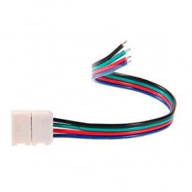 Конектор для светодиодной ленты RGB (Зажим)