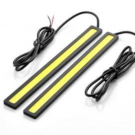 LED COB 17см (17,3 х 1,2 х 0,4 см) (4300к)