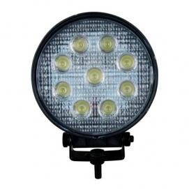 KS-WR009F-BG 14 LED 9 диодов 27W 116x63x135мм  (k-t)