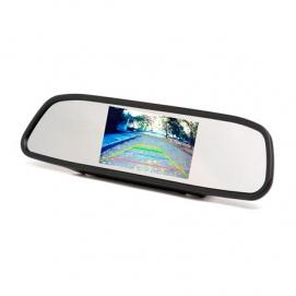 """Зеркало со встроенным монитором 4.2"""""""