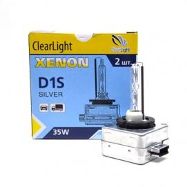 Ксеноновая лампа D1S ClearLight 12000K
