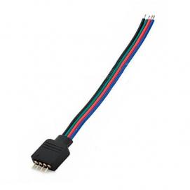 Конектор для светодиодной ленты RGB (Штекер)
