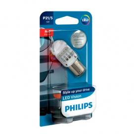 PHILIPS P21W 12V (красная)