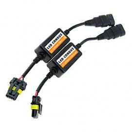 Обманки для Led ламп в головной свет под HB3/HB4 к-т.