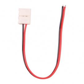 Конектор для светодиодной ленты (МОНО) (Зажим) 10мм