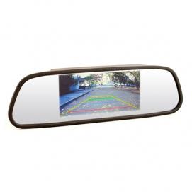 """Зеркало со встроенным монитором 5"""""""