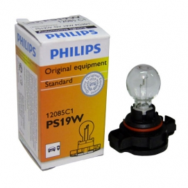 Автолампа Philips  PS19W HiPerVision 12V 19W 12085C1 k-t.