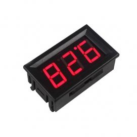 Цифровой вольтметр 5-30 вольт