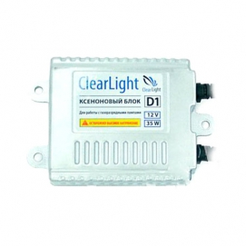 Блок розжига ClearLight Slim D1