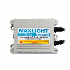 Блок розжига (Ket-02) MaxLight Slim Can Bus 12V 35W (AC)