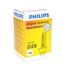 Ксеноновая лампа D2S Philips