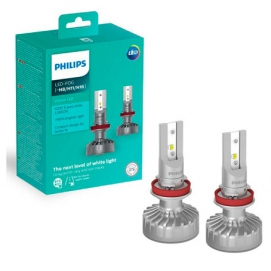 Philips Светодиодные лампы H8/H9/H11/H16  LED fog 11366 ULW2
