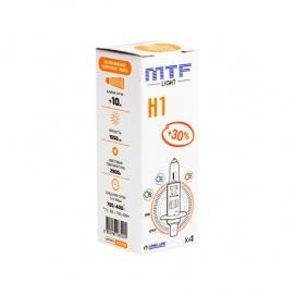 Лампа галогенная H1 Standard +30%