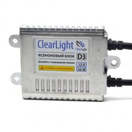 Блок розжига ClearLight Slim D3