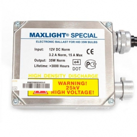 Блок розжига (Ket-02) MaxLight Special Can-Bus 12V 35W (AC)