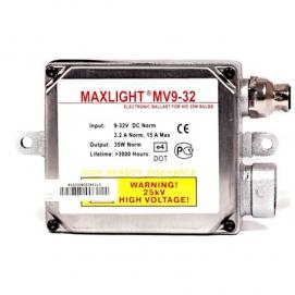 Блок розжига (Ket-02) MaxLight MV 9-32V 35W (AC)