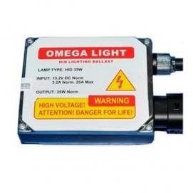 Блок розжига (Ket-02) OmegaLight 12V 35W (DC)